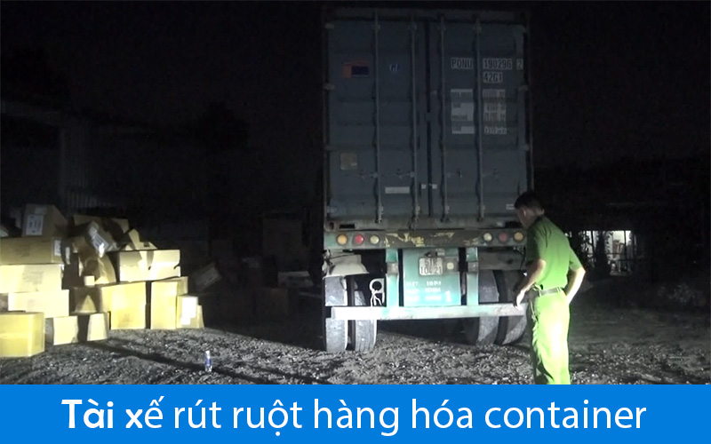 Rút ruột container
