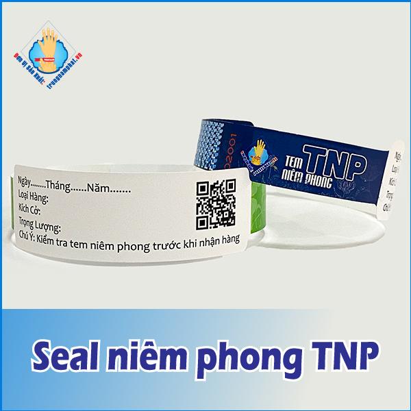 seal niêm phong giấy TNP