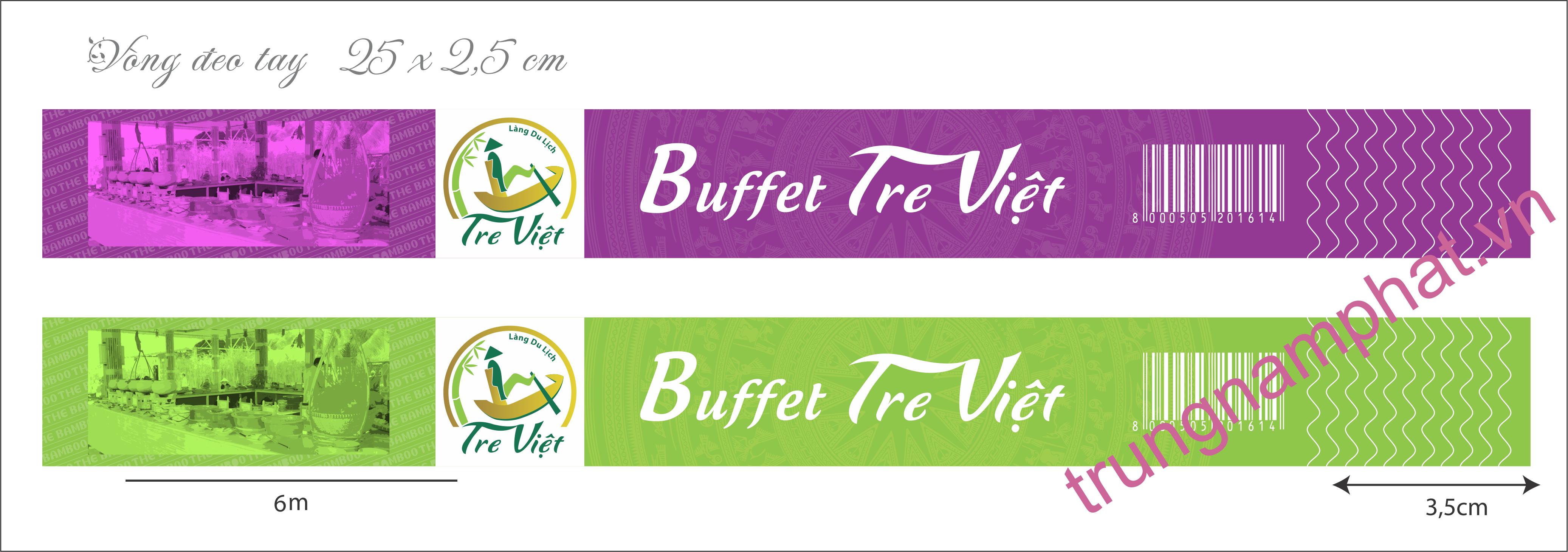 vong-tay-giay-buffet-tre-viet